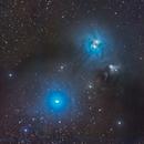 NGC 6729 @ iTelescope,                                Miles Zhou