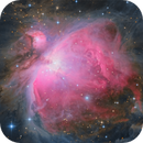 The Great Orion nebula,                                Andrew Lockwood