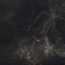 Integrated flux nebula M81 M82,                                Łukasz Żak