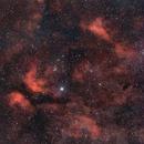 IC1311 2018 + IC1318 + NGC6888 + NGC6910 + NGC6913 = M29 NGC6914 widefield,                                antares47110815
