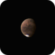 Mars from 9th of August 2020,                                Riedl Rudolf