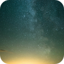 First shot of the Milkyway,                                Simon Dannelöw