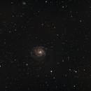 M101 5 August 2018,                                Billy Harris