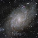 Triangulum Galaxy - M33,                                Craig Emery