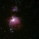 Orion Nebula M42,                                Lighthunter