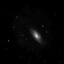Blackeye Galaxy,                                Mike