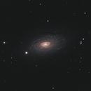 Messier 63 The Sunflower Galaxy,                                Geoff Smith