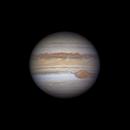 Jupiter and the GRS 24-May-19,                                Rouzbeh