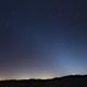 Venus and Zodiacal Light,                                Máximo Bustamante