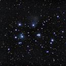 Pleiades - Untracked,                                Olga W. Ismael