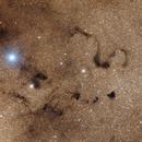 The Snake nebula complex - B72,                                Rafael Schmall