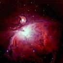 M42 - Orion Nebula,                                Lorenzo Fiorentino