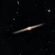 Needle Galaxy (NGC 4565),                                Gary Lopez