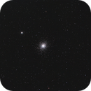 M5 Globular Cluster - 102mm APO,                                Andrew Burwell