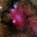 LBN33 in Sagittarius,                                Carsten Jacobs