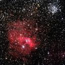 Bubble Nebula,                                jonkjon