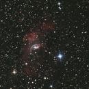 Bubble Nebula. NGC7635,                                Eric MAZALEYRAT