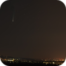 C/2020 F3 NEOWISE over Vienna,                                Fritz