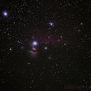 Horsehead Nebula - Barnard 33,                                Chronos