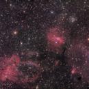 NGC7635 Bubble Nebula and Friends,                                Mark Eby