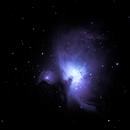 Orion Nebula,                                Rene