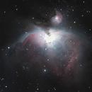 M42 Orion Nebula,                                Ahmed