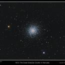 Messier 13,                                rflinn68