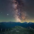 Summer Milky Way + Saturn & Jupiter,                                Gernot_Obertaxer