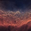 SH2-220 Starless,                                Ola Skarpen SkyEyE