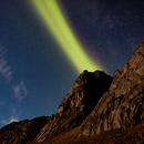 Aurora in Kvaløya,                                mlewis
