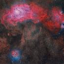 Fireworks in Sagittarius continues,                                Terry Hancock