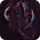 Veil Nebula 9 Panel Mosaic,                                Will Czaja