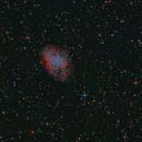Remanente de Supernova del Cangrejo.,                                Juan Antonio Sanc...