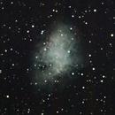 M1 - The Crab Nebula & Pulsar,                                cwmauche