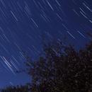Nightscape in Lias, Gers, France,                                Sagittarius_a
