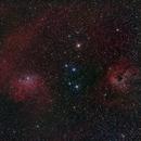 IC405 IC410,                                ElioMagnabosco