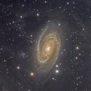 M81 in LRGB,                                Cedric Raguenaud