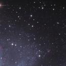 M33 - Triangulum Galaxy (Initial Processing) - ~100% Crop,                                jgibsonemu
