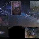 Milky Way Rising Expanded,                                Callum Hayton