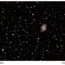 The Crab nebula,                                Håvard Kinnerød