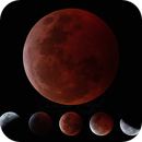 Lunar Eclipse Totality and Phases,                                Clinton Boyd