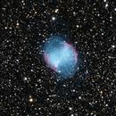 The Dumbbell Nebula (M 27),                                Alex Roberts