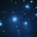The Pleiades [M45],                                astronut1982