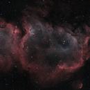Soul Nebula in HOO,                                Matt Baker