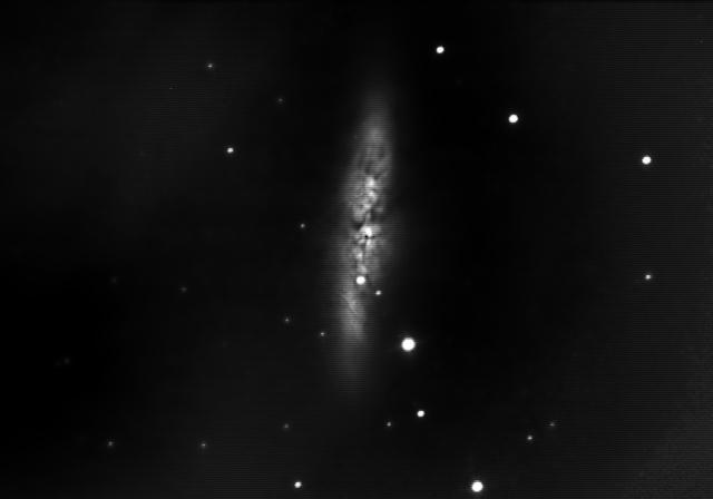 Supernova M82,                                Karlov