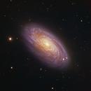 M88 RGB - Liverpool Telescope,                                Daniel Nobre