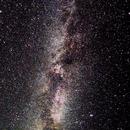 Млечный путь. Первая проба пера,                                asuhocky