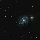 M51 Whirlpool Galaxy,                                Geert Vanden Broeck