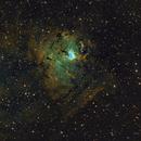 NGC 1491 - SHO version,                                Ron