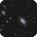 NGC 4725 and friends,                                lucky_s